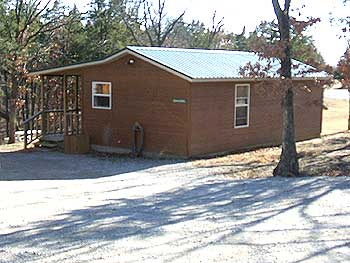 Cabins for rent at Keystone Lake Oklahoma