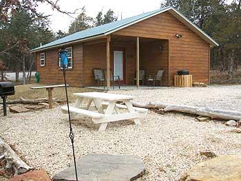 Lake Cabins Oklahoma Cabins Keystone Lake Bears Glen